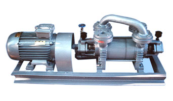 Vacuum Pumps Blowers Systems Rotary Vane Oil